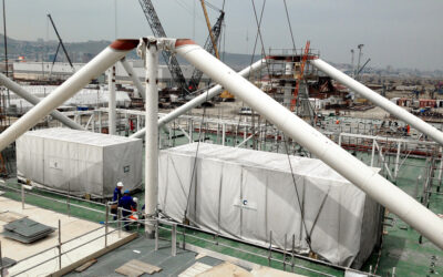 Covering the needs of the offshore industry